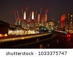 battersea power station | Shutterstock . vector #1033375747