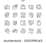business well crafted pixel... | Shutterstock .eps vector #1033398163