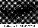 dark silver  gray vector blurry ... | Shutterstock .eps vector #1033471933