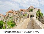 Dubrovnik  Croatia   Defensive...