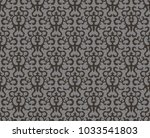 seamless pattern for decoration ... | Shutterstock .eps vector #1033541803