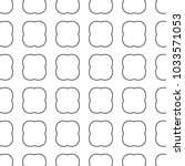 seamless vector pattern in... | Shutterstock .eps vector #1033571053