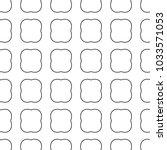seamless vector pattern in... | Shutterstock .eps vector #1033571053