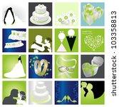 wedding  valentine      s day... | Shutterstock .eps vector #103358813