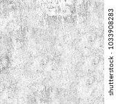 texture of dust  spots  lines ... | Shutterstock . vector #1033908283
