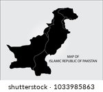 vector illustration of pakistan ... | Shutterstock .eps vector #1033985863