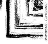 black and white grunge stripe... | Shutterstock . vector #1034139223