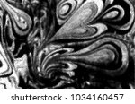 black and white grunge texture. ... | Shutterstock .eps vector #1034160457
