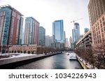 chicago downtown residential...   Shutterstock . vector #1034226943