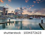 Auckland. Cityscape Image Of...