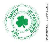saint patrick's day... | Shutterstock .eps vector #1034416213