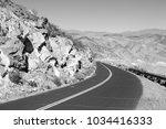 Mojave Desert In California ...