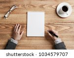 put it down not to forget | Shutterstock . vector #1034579707