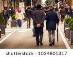 palermo  sicily italy  ... | Shutterstock . vector #1034801317