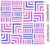 bright tile pattern | Shutterstock .eps vector #1034894947