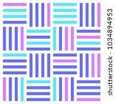 bright tile pattern | Shutterstock .eps vector #1034894953