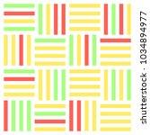 bright tile pattern | Shutterstock .eps vector #1034894977