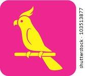 Creative Cockatoo Parrot Icon
