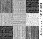 texture checks pattern | Shutterstock . vector #1035157813