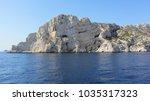 a wonderful creek in the... | Shutterstock . vector #1035317323