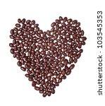 dark brown dragee  chocolate... | Shutterstock . vector #103545353