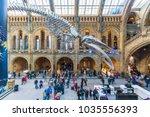 london february 26  2018 ... | Shutterstock . vector #1035556393