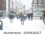 dublin ireland   02 28 2018... | Shutterstock . vector #1035626317