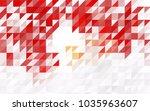 light blue  red vector of small ...   Shutterstock .eps vector #1035963607