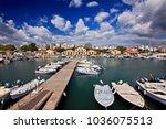 alexandroupolis town  evros ... | Shutterstock . vector #1036075513