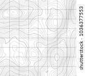 topographic map background....   Shutterstock .eps vector #1036377553