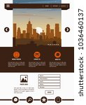 urban website template