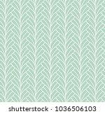 vector abstract seamless... | Shutterstock .eps vector #1036506103