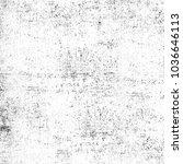 grunge black and white.... | Shutterstock . vector #1036646113