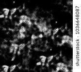 grunge background black and... | Shutterstock . vector #1036648087