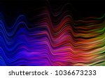 dark multicolor  rainbow vector ... | Shutterstock .eps vector #1036673233