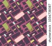 vector seamless pattern....   Shutterstock .eps vector #1036738387