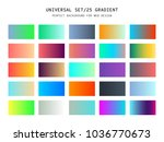 a simple gradient set with...