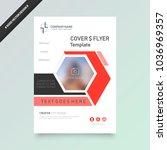 business abstract vector... | Shutterstock .eps vector #1036969357
