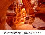 Antelope Canyon Lights And...