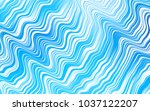 light blue vector template with ... | Shutterstock .eps vector #1037122207