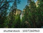Bridalveil Waterfall Of...