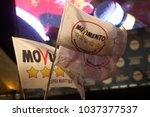 Small photo of 02.03.2018. Piazza del Popolo, Rome, Italy. Luigi Di Maio premier candidate for 5 stars at closure of the election campaign of the 5-star movement in Piazza del Popolo square in Rome on March 2, 2018