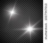 vector illustration of abstract ... | Shutterstock .eps vector #1037547013