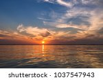 lake maracaibo  venezuela | Shutterstock . vector #1037547943