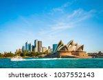 The City Skyline Of Sydney ...