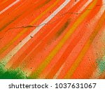 Colorful Coral  Orange Red And...