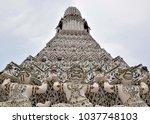 thailand  bangkok   28 march... | Shutterstock . vector #1037748103