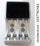 Small photo of Battery Charger,Battery charger, battery charger with four anode and cathode.