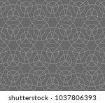 geometric shape abstract vector ...   Shutterstock .eps vector #1037806393