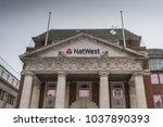 coventry  england  uk   3rd... | Shutterstock . vector #1037890393